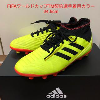 アディダス(adidas)の使用回数3回♪アディダススパイク 24.5cm(シューズ)