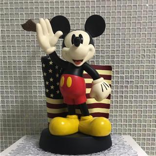 ディズニー(Disney)のディズニー ミーキー 星条旗(フィギュア)