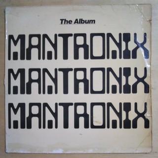 MANTRONIX(ターンテーブル)