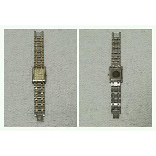 シーマ(CYMA)のCYMA シーマ 腕時計 クォーツ コンビ スイス製(腕時計(アナログ))