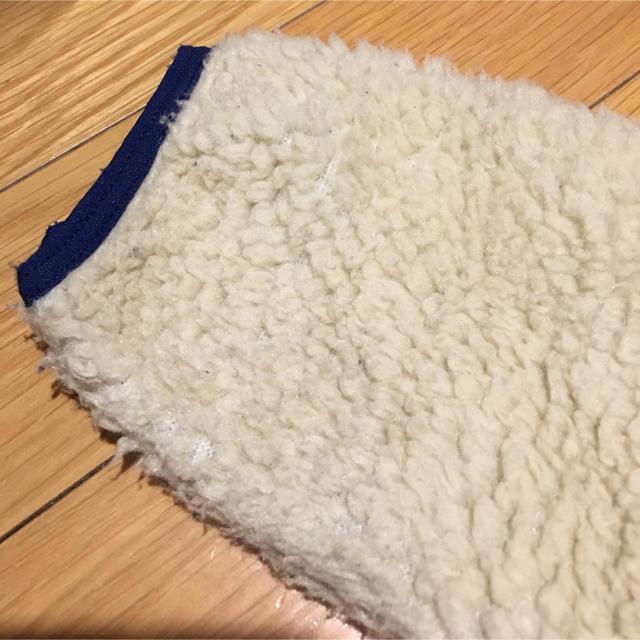 patagonia(パタゴニア)の最終価格!patagonia レトロ 12M キッズ/ベビー/マタニティのベビー服(~85cm)(ジャケット/コート)の商品写真