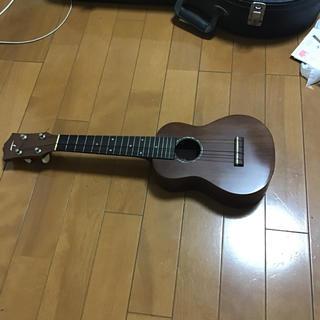 T.s ukulele  最上品 SDー100  ソプラノウクレレ(ソプラノウクレレ)