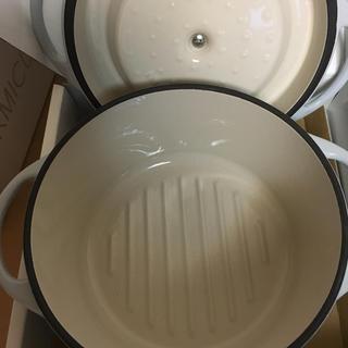 バーミキュラ(Vermicular)のバーミキュラ18未使用(鍋/フライパン)