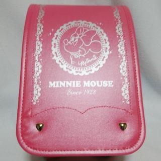 ディズニー(Disney)のミニーマウス ミニランドセル🎒(ランドセル)