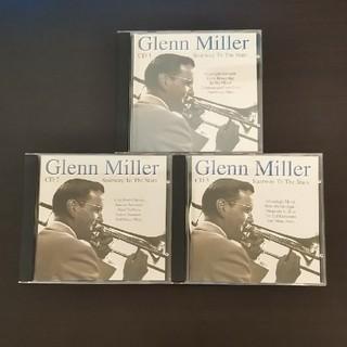 CD グレン・ミラー ベスト3枚(ジャズ)