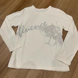 クアドロ(QUADRO)のquadro ロンT (Tシャツ/カットソー(七分/長袖))