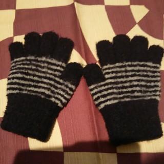 ムジルシリョウヒン(MUJI (無印良品))の【中古品】無印良品 手袋(手袋)