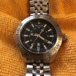 セクター(SECTOR)のSECTOR 260 B3.260D.025 中古(腕時計(アナログ))