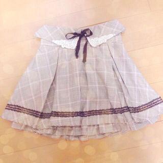 リズリサ(LIZ LISA)のPenderie ♡ スカート(ひざ丈スカート)