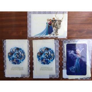 ディズニー(Disney)のディズニー ハガキサイズカード6枚セット(カード)