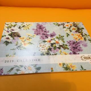 フェイラー(FEILER)のフェイラー2019カレンダー(カレンダー/スケジュール)