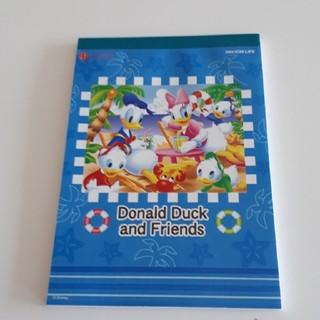 ドナルドダック(ドナルドダック)のドナルド メモ帳(ノート/メモ帳/ふせん)