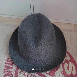 ムジルシリョウヒン(MUJI (無印良品))の無印良品 レディース ハット 帽子(ハット)