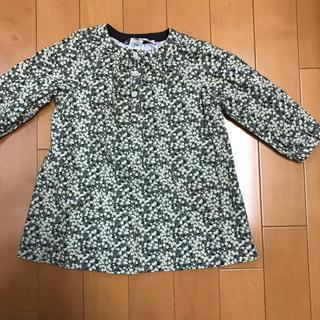 ギンザノサエグサ(SAYEGUSA)のサエグサ シャツ 18ヶ月用 (ロンパース)