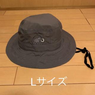 マムート(Mammut)の山登り帽子 MAMMUT  マムート Lサイズ(登山用品)