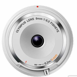 オリンパス(OLYMPUS)の OLYMPUS フィッシュアイボディキャップレンズ(レンズ(単焦点))