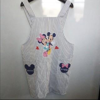 ディズニー(Disney)のミッキー ミニー エプロン(その他)