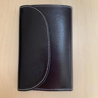 ホワイトハウスコックス(WHITEHOUSE COX)の【じゅんや様専用】ホワイトハウスコックス 三つ折り財布 ネイビー グリーン(折り財布)