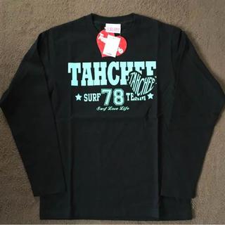 ターチー(TAHCHEE)のTAHCHEE ターチー☆ロンT 未使用・タグ付(Tシャツ(長袖/七分))