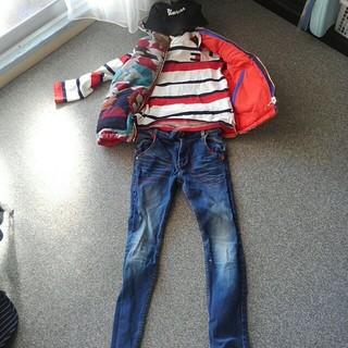 トミーヒルフィガー(TOMMY HILFIGER)のブランド子供服 6点 130~140㎝(その他)