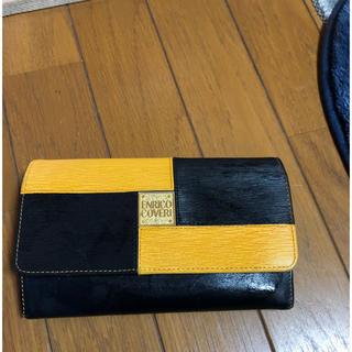 エンリココベリ(ENRICO COVERI)のエンリコ コベリ 財布(財布)