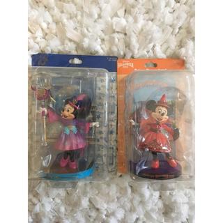 Disney - ディズニー ミッキー ミニー フィギュアリン イースターハロウィン disney