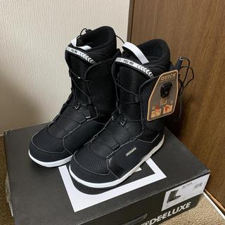 ディーラックス(DEELUXE)のDEELUXE ALPHA 26.5cm スノーボード ブーツ(ブーツ)