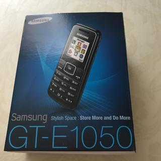 SAMSUNG - 新品同様 Samsung  GT-E1050