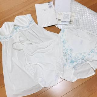 ワコール(Wacoal)のブライダルインナー マタニティ D70(ウェディングドレス)