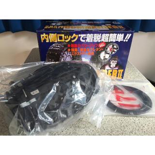 ケイカ(KEiKA)のタイヤチェーン 非金属 スノー ゴリラ コマンダー2 軽自動車用(装備/装具)