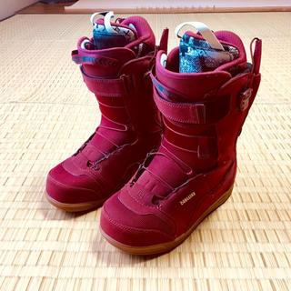 """ディーラックス(DEELUXE)の(値下げ中)""""DEELUXE ID"""" スノーボードブーツ(ブーツ)"""