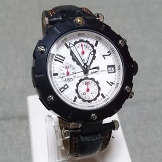 サルバトーレマーラ(Salvatore Marra)の稼働中 サルバトーレマーラ クロノグラフ 腕時計(腕時計(アナログ))