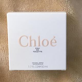 クロエ(Chloe)のChloe 箱&説明書 送料込みの場合400円(香水(女性用))