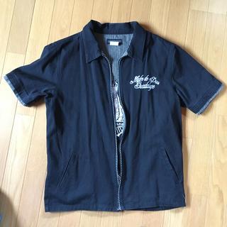 オクトパスアーミー(OCTOPUS ARMY)のオクトパスアーミー シャツ(Tシャツ(半袖/袖なし))