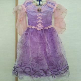 ディズニー(Disney)のラプンツェル ドレス サイズ4(衣装)