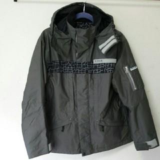 スキースノーボードアウトドア 撥水 防寒ジャケット ミリタリー NICOLE