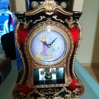ディズニー(Disney)のラプンツェル 置時計(置時計)