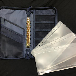 ムジルシリョウヒン(MUJI (無印良品))の無印良品 パスポートケース(日用品/生活雑貨)