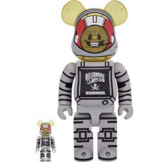 NEIGHBORHOOD - 新品未開封 BE@RBRICK BILLIONAIRE NEIGHBORHOOD