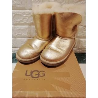 アグ(UGG)のUGG ゴールドブーツ(ブーツ)