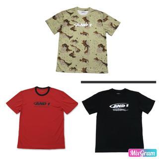 アンドワン(And1)のAND1 Tシャツセット(バスケットボール)