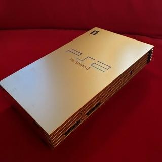 プレイステーション2(PlayStation2)の【中古PS2 機動戦士Zガンダム 百式ゴールドパック SCPH-55000 GU(家庭用ゲームソフト)