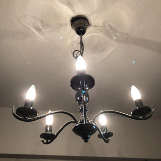 フランフラン(Francfranc)のシャンデリア(天井照明)