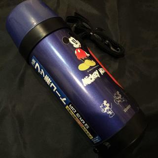 ディズニー(Disney)のミッキー 水筒 象印マホービン 分解できる抗菌加工 抗菌 フッ素コート 未使用品(容器)