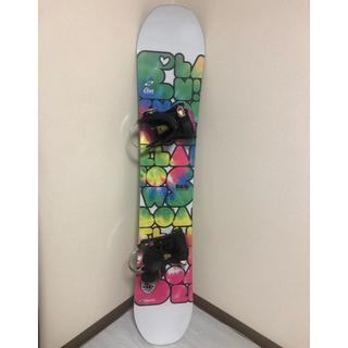 エラン(Elan)のスノーボード 板 ビンディング ブーツ 期間限定(ボード)