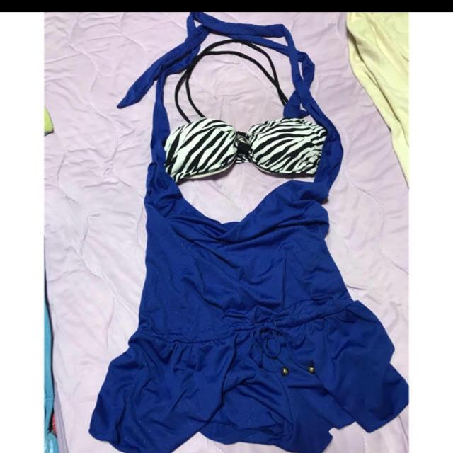 GRL(グレイル)のファッション トップス スカート ワンピース INGNI GRL Heather レディースの水着/浴衣(水着)の商品写真