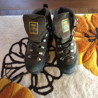 キャラバン(Caravan)のキャラバン登山靴メンズGK81Mトレッキングシューズ(登山用品)