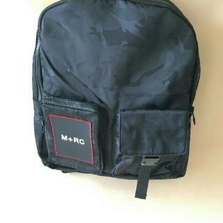 ノワール(NOIR)のm+rc noir リュック バックパック  (ショルダーバッグ)
