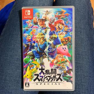 任天堂スイッチ スマブラ (家庭用ゲームソフト)