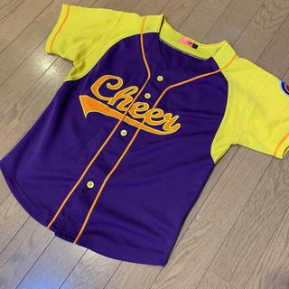 チアー(CHEER)のCHEER ベースボール シャツ(Tシャツ(半袖/袖なし))